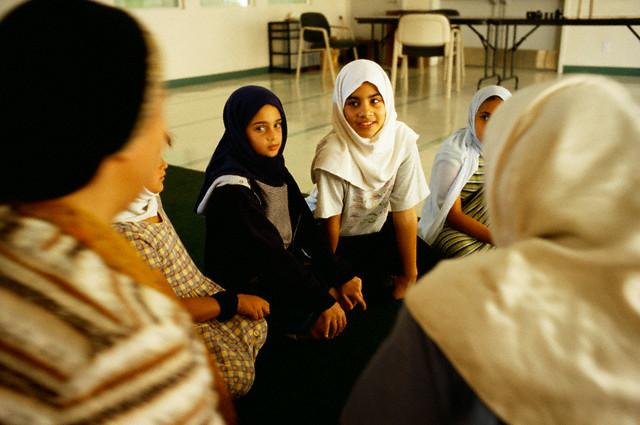 مشروع تقييم التعليم المجتمعى للإناث والأطفال المتسربين من التعليم