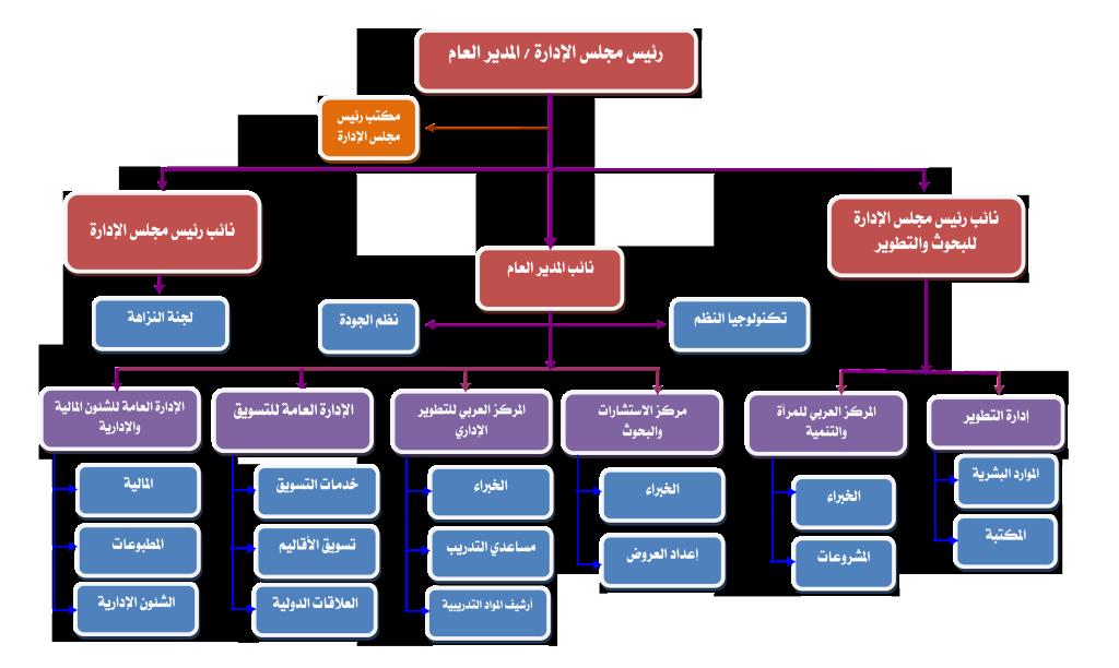 organization chart 2013