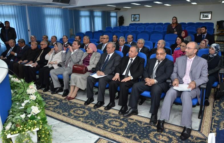 فعاليات حفل التخرج لمشروع تقييم وتنمية وإعداد القادة بهيئة قناة السويس