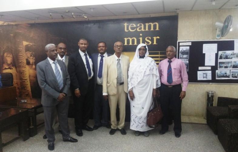 توقيع اتفاقية تعاون مهني بين وزارة التنمية البشرية بالخرطوم و مؤسسة الخبراء العرب فى الهندسة والإدارة